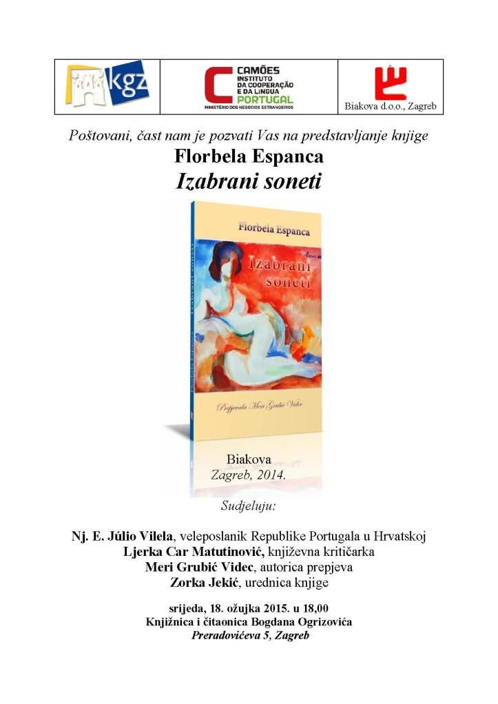 Pozivnica Izabrani soneti, Florbela Espanca 05. 03